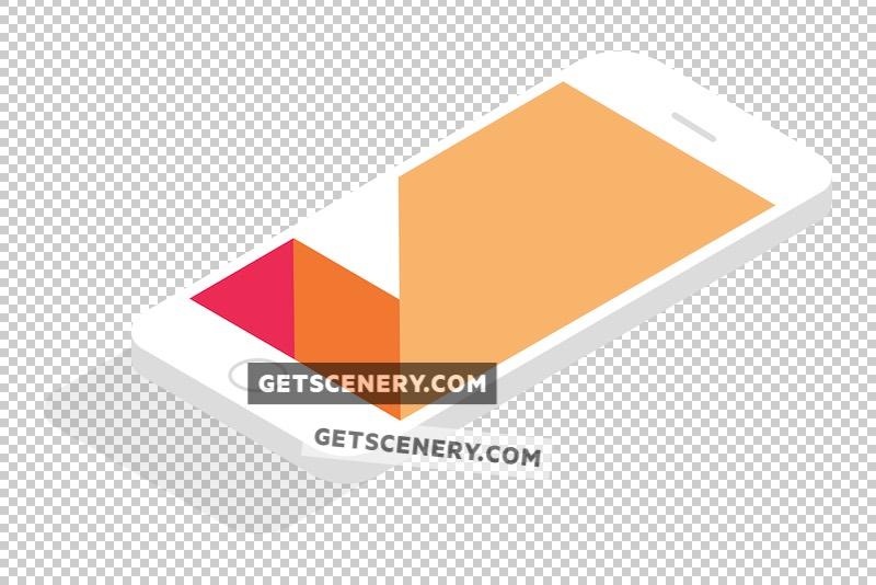iPhone 6/6s Mockup Template (Free Flat Design Pack)