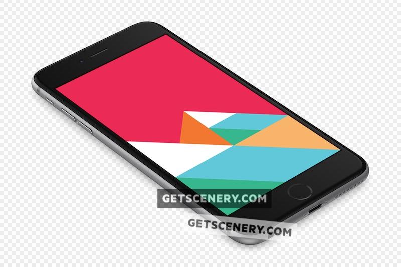 iPhone 6/6s Plus Mockup Template (Apple Renders)